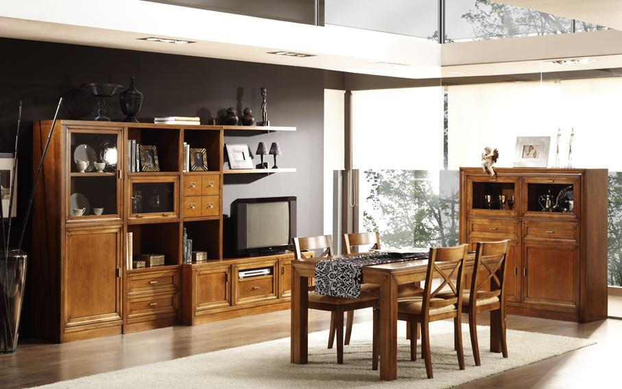 Nuevas soluciones más funcionales para muebles de salón o comedor