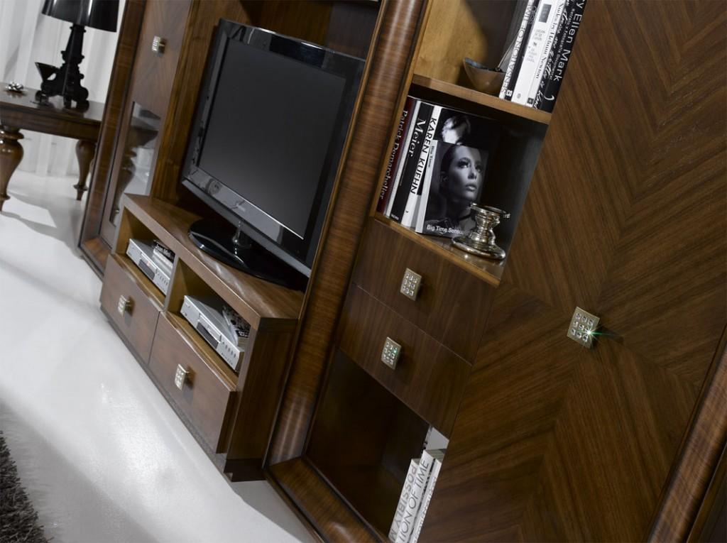 Muebles con detalles exclusivos