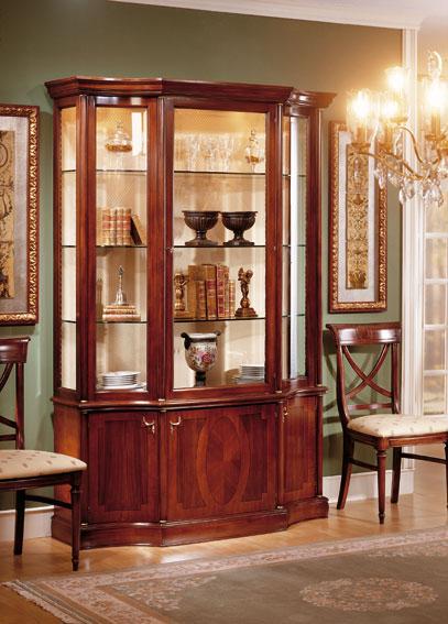 Vitrina de estilo coleccion Versalles
