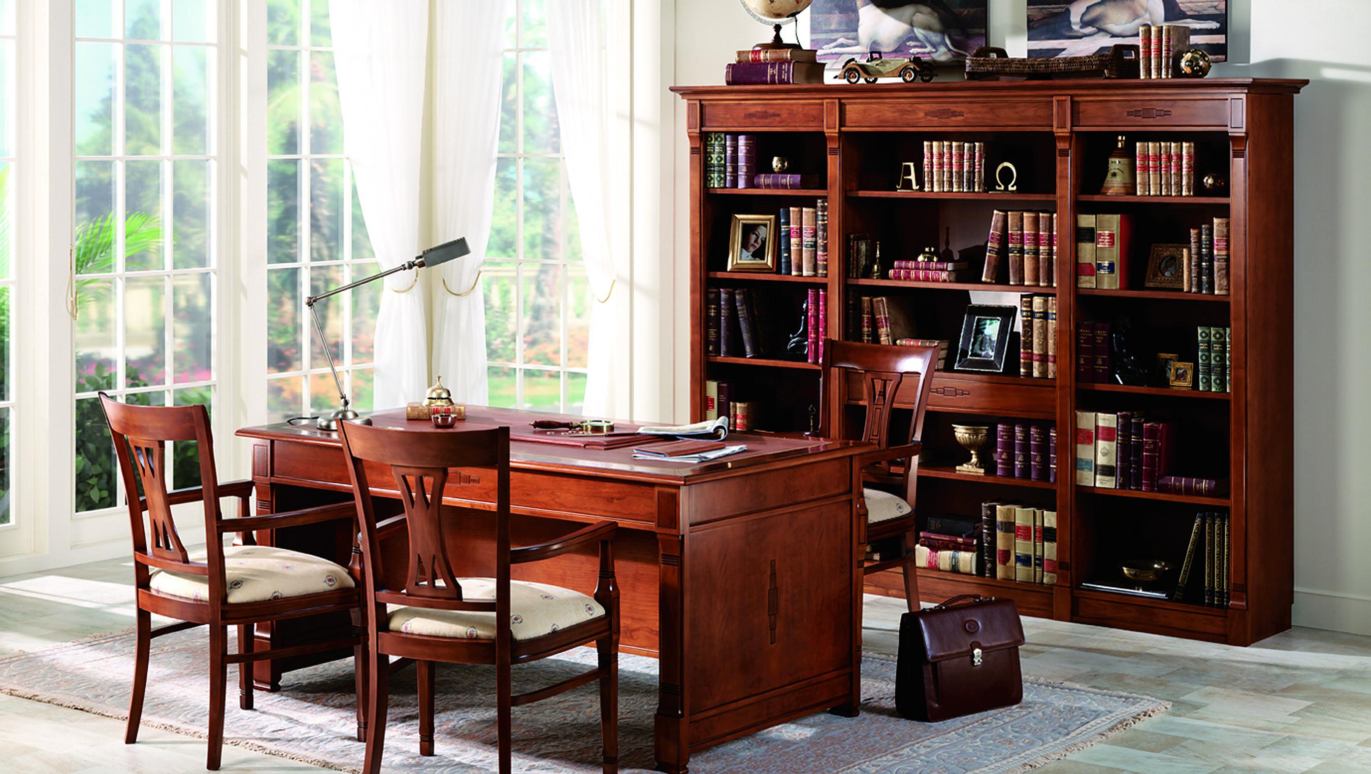 Colección Nerissa para despacho y oficinas