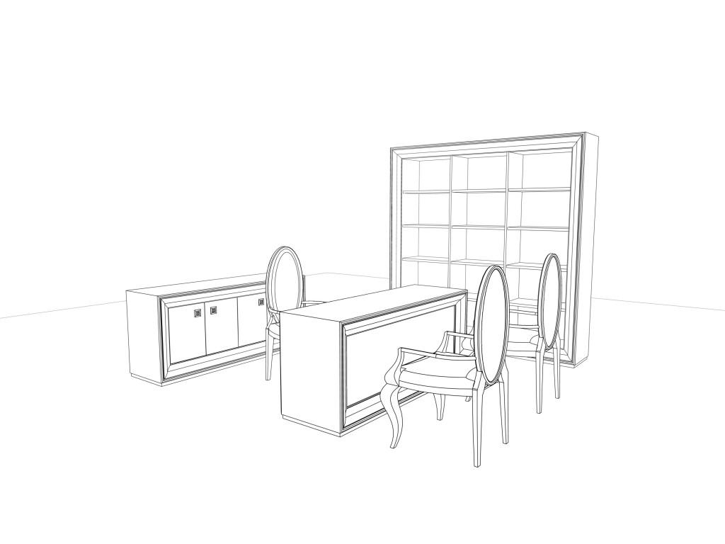 Muebles para espachos a medida con elegancia y distinción